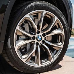 "BIMMER | 20"" диск БМВ (BMW) X5 (E53, E70, F15), X6 (E71, F16), стиль (styling) 597, OEM 6858879 6858879"