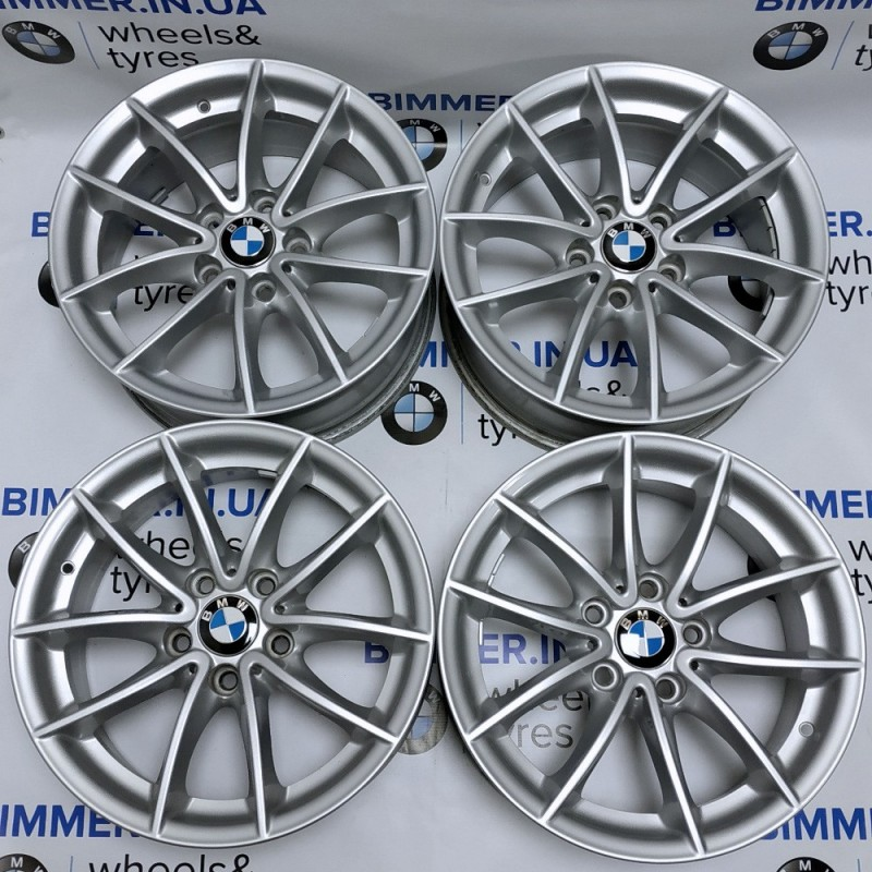 "BIMMER | 17"" диски БМВ (BMW) X3 (F25), X4 (F26), стиль (styling) 304, OEM 6787575"