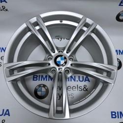 "BIMMER | 19"" диск БМВ (BMW) 5 (F07, F10), 6 (F12), 7 (F01), 9J ЕТ25, стиль (styling) 408, OEM 2284253"
