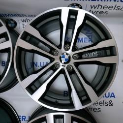 "BIMMER | 20"" диски БМВ (BMW) для серии X5 (E70, F15), X6 (E71, F16), стиль (styling) 468, OEM 7846788 7846789"