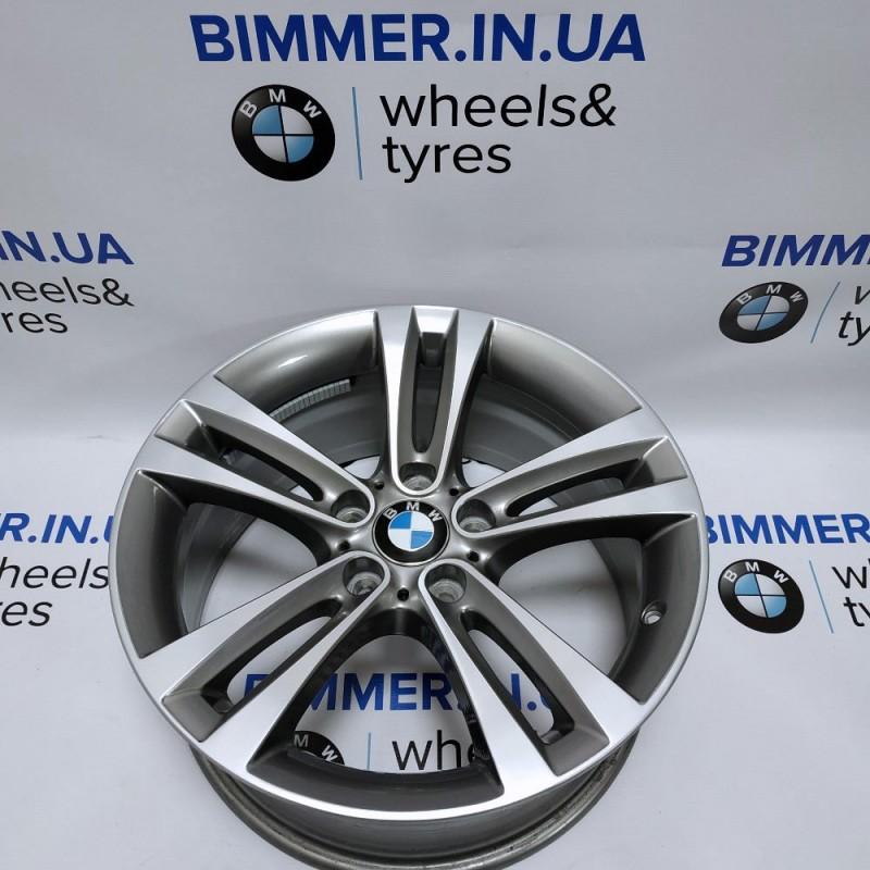 "BIMMER   18"" диск БМВ (BMW) 3 (F30,F31,F34), 4(F32,F33,F36), 8J ET34, стиль (styling) 397, OEM 6796247"