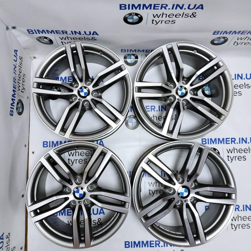 "BIMMER | 19"" диски БМВ (BMW) X5 (E70, F15), X6 (E71, F16), стиль (styling) 623, OEM 7849629 7850070"