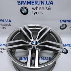 "BIMMER | 19"" диск БМВ (BMW) X5 (E70, F15), X6 (E71, F16), 9J ET18, стиль (styling) 623 M, OEM 7850070"
