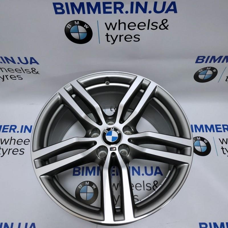 "BIMMER | 19"" диск БМВ (BMW) X5 (E70, F15), X6 (E71, F16), 9J ET48, стиль (styling) 623 M, OEM 7849629"