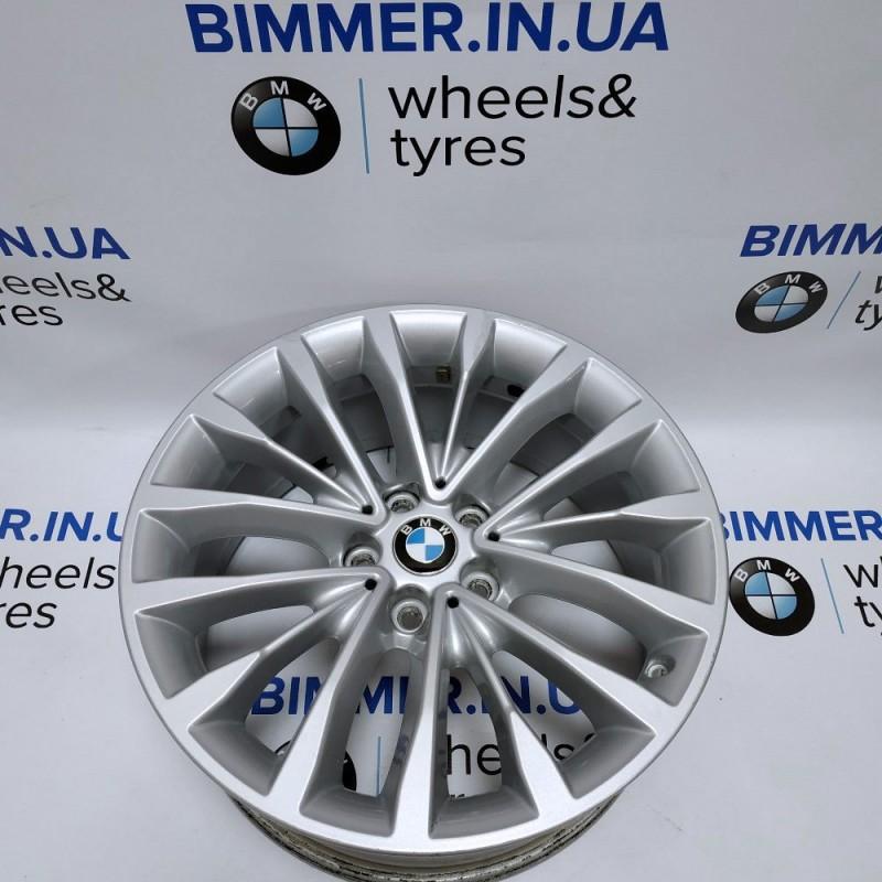 "BIMMER | 18"" диск БМВ (BMW) 5 (G30, G31), 7 (G11, G12), X1 (F48), 8J ET30, стиль (styling) 632, OEM 6863418"