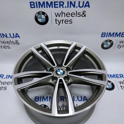 "BIMMER | 19"" диск БМВ (BMW) 6 (G32) 7 (G11, G12), 9.5J ЕТ39, стиль (styling) 647, OEM 7850580"