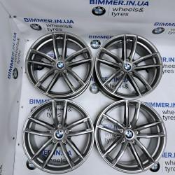 "BIMMER | 18"" диски БМВ (BMW) 5 (G30), 7 (G11, G12), X1 (F48), стиль (styling) 662, OEM 7855081 7855082"