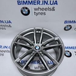 "BIMMER | 18"" диск БМВ (BMW) 5 (G30, G31), 7 (G11, G12), X1 (F48), 8J ET30, стиль (styling) 662, OEM 7855081"