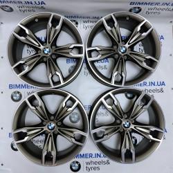 "BIMMER | 20"" диски БМВ (BMW) 5 (G30) 6 (G32) 7 (G11, G12) X7 (G07), стиль (styling) 668, OEM 7855087 7855088"