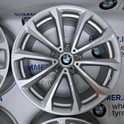 "BIMMER | 20"" диски БМВ (BMW) X5 (G05) X6 (G06) X7 (G07), стиль (styling) 750, EOM 6880688"