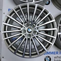 "BIMMER | 20"" диски БМВ (BMW) 5 (G30, G31), 6 (G32), 7 (G11, G12), стиль (styling) 777, OEM 6887602"