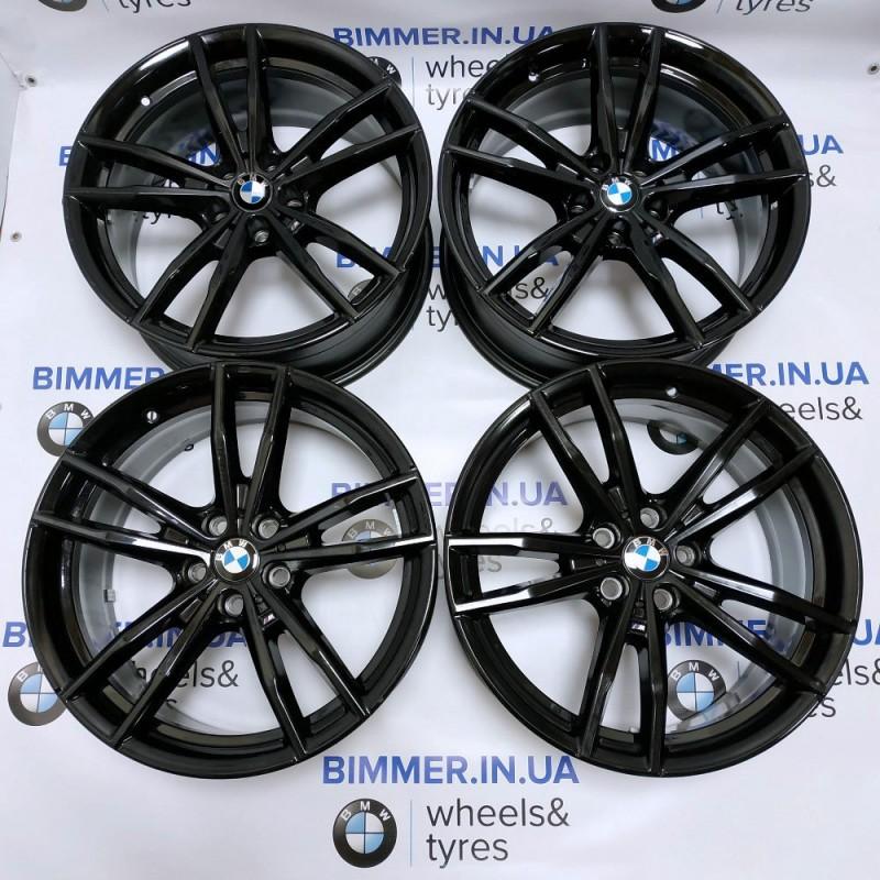 "BIMMER | 19"" диски БМВ (BMW) для серий 3 (G20, G21), 5 (G30, G31), стиль (styling) 791, OEM 8090095 8090094 8089892 8089893"