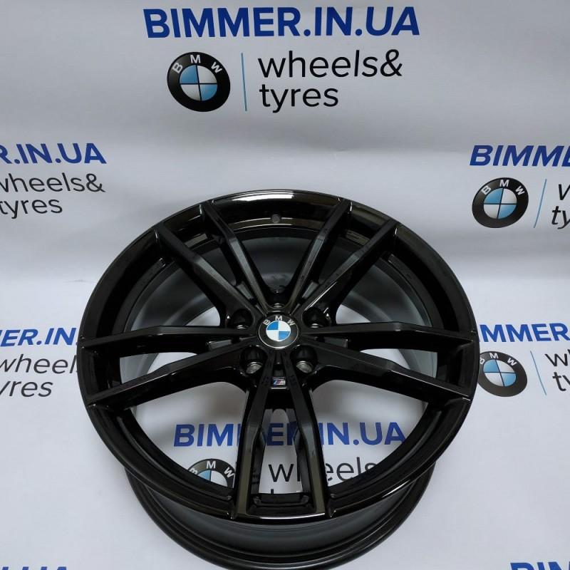 "BIMMER | 19"" диск БМВ (BMW) для серий 3 (G20, G21) 5 (G30, G31), стиль (styling) 791, OEM 8090092 8089894"