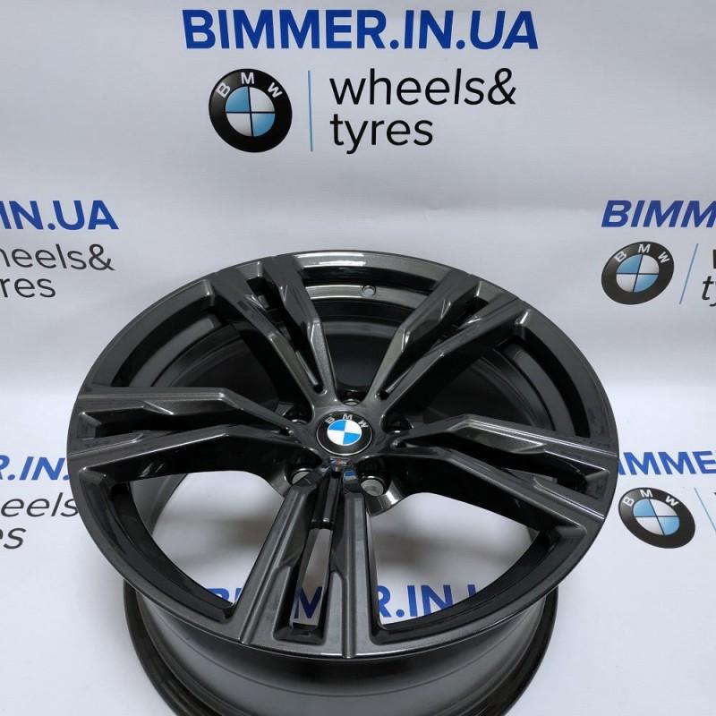 "BIMMER | 18"" 8.5J ET30 диск БМВ (BMW) 5(G30, G31) 6 (G32) Z4 (G29), стиль (styling) 798 M, OEM 8091466"