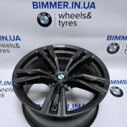 "BIMMER | 18"" 9J ET32 диск БМВ (BMW) 5(G30, G31) 6 (G32) Z4 (G29), стиль (styling) 798 M, OEM 8091467"