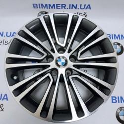 "BIMMER | 18"" диск БМВ (BMW) 5 (G30, G31) 7 (G11, G12) X1 (F48), 8J ET30, стиль (styling) 634, OEM 6863420"