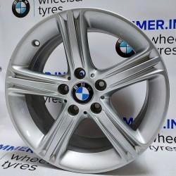 "BIMMER | 17"" 7.5J ET37 диск BMW (БМВ) 3 (F30, F31, F34) 4 (F32, F33, F36), стиль 393, EOM 6796242"