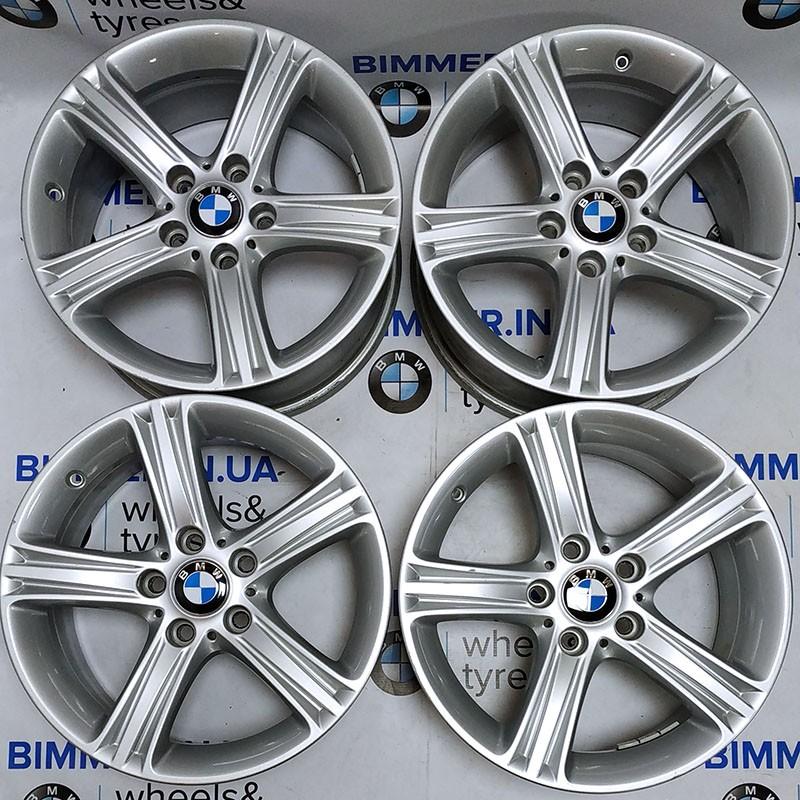 """BIMMER   Комплект дисков 17"""" 7.5J ET37 BMW (БМВ) 3 (F30, F31, F34) 4 (F32, F33, F36), стиль 393, EOM 6796242"""