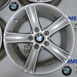 "BIMMER   Диск 17"" 7.5J ET37 BMW (БМВ) 3 (F30, F31, F34) 4 (F32, F33, F36), стиль 393, EOM 6796242"