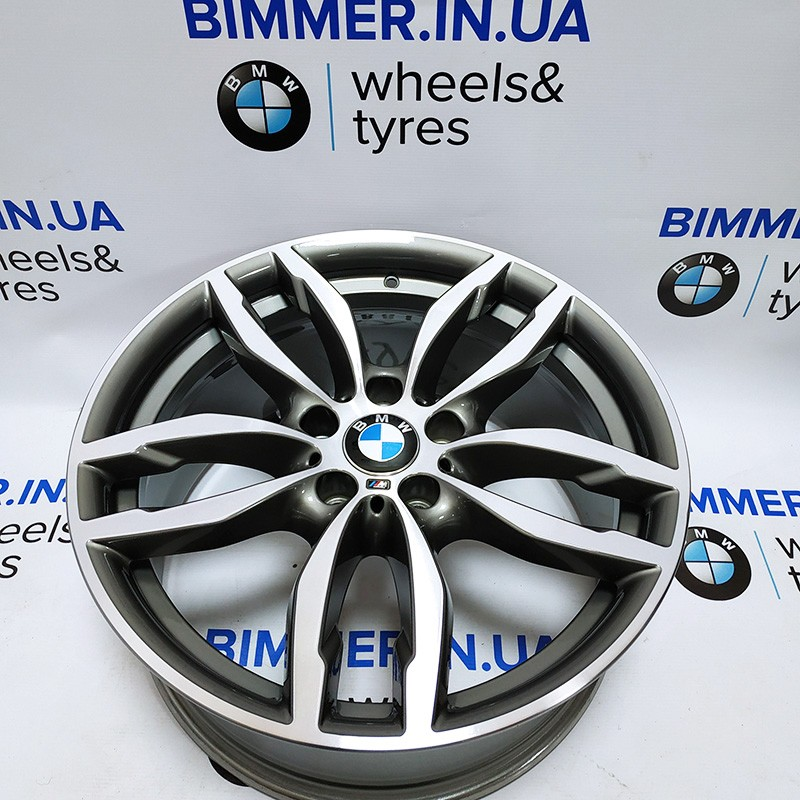 "BIMMER | 19"" диск 8.5J ЕТ38 БМВ (BMW) X3 (F25) X4 (F26), стиль (styling) 622, EOM 7849661"