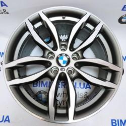 "BIMMER | 19"" диск 9.5J ЕТ48 БМВ (BMW) X3 (F25) X4 (F26), стиль (styling) 622, EOM 7849662"