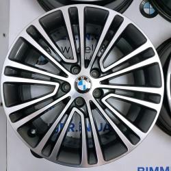 "BIMMER | 18"" диски 8J ET30 БМВ (BMW) 5 (G30, G31) 7 (G11, G12), 8J ET30, стиль (styling) 634, OEM 6863420"