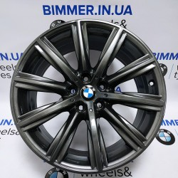 "BIMMER | 18"" диск БМВ (BMW) 5 (G30, G31), 7 (G11, G12), 8J ET30, стиль (styling) 684, OEM 6874441"