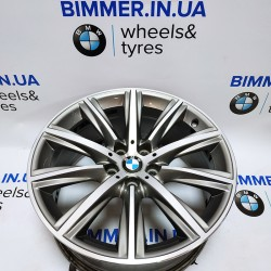 "BIMMER | 18"" диск БМВ (BMW) 5 (G30, G31) 6(G32) 7 (G11, G12), 8J ET30, стиль (styling) 684 bright, OEM 6874440"