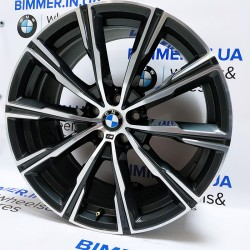 "BIMMER | 20"" диск 9J ЕТ35 БМВ (BMW) X5 (G05) X6 (G06) X7 (G07), стиль (styling) 740M, OEM 8071996"