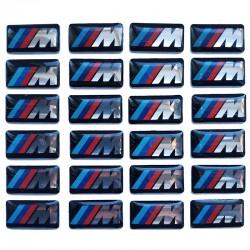 BIMMER | Наклейка эмблема M на диски BMW