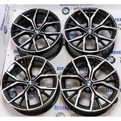 "BIMMER | 19"" диски БМВ (BMW) 5 (G30, G31) M5(F90), стиль (styling) 845 M, EOM 8747405, 8747406"