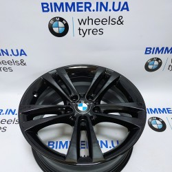 "BIMMER | 18"" диск БМВ (BMW) 3 (F30, F34) 5 (F07, F10) 7 (F01), 8J ET34, стиль (styling) 397 black, OEM 6796247"