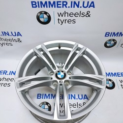 "BIMMER | 19"" диск БМВ (BMW) 5 (F07, F10), 6 (F12), 7 (F01), 9J ЕТ32, стиль (styling) 408, OEM 2284252"