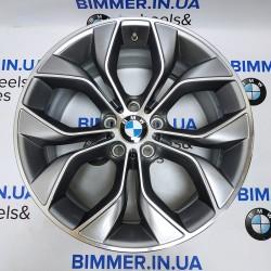 "BIMMER | 19"" диск БМВ (BMW) X3(F25), X4(F26), 8.5J ЕТ38 стиль (styling) 608, OEM 6862890"