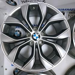 "BIMMER | 19"" диски БМВ (BMW) X3(F25), X4(F26), стиль (styling) 608, OEM 6862890 6862891"