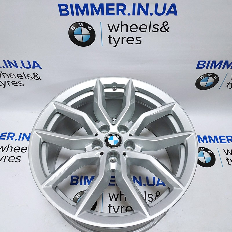 "BIMMER | 19"" диск БМВ (BMW) X5 (G05), X6 (G06), 9J ET38, стиль (styling) 734, OEM 6880685"