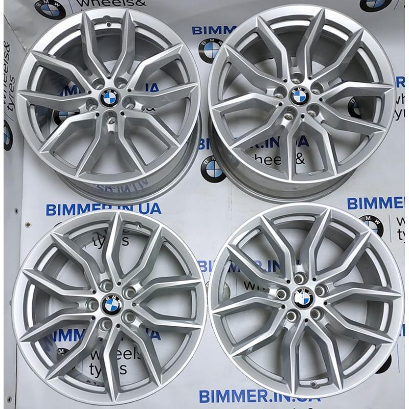 "BIMMER | 19"" диски БМВ (BMW) X5 (G05) X6 (G06), стиль (styling) 734, OEM 6880685"