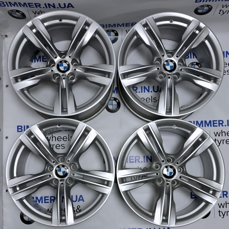 "BIMMER   19"" диски БМВ (BMW) X5 (E70, F15) X6 (E71, F16), M, стиль (styling) 467, OEM 7846786, 7846787"