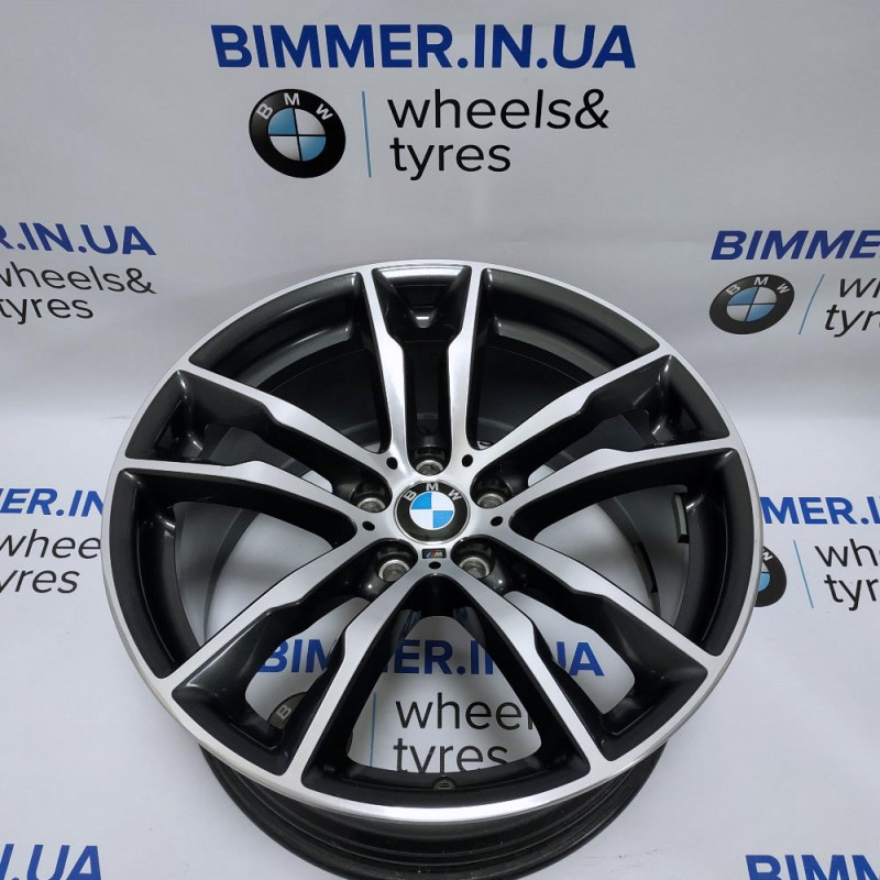 "BIMMER | 20"" диск БМВ (BMW) X5 M (F85, F86), 11.5J ЕТ38, стиль (styling) 611, OEM 2284651"