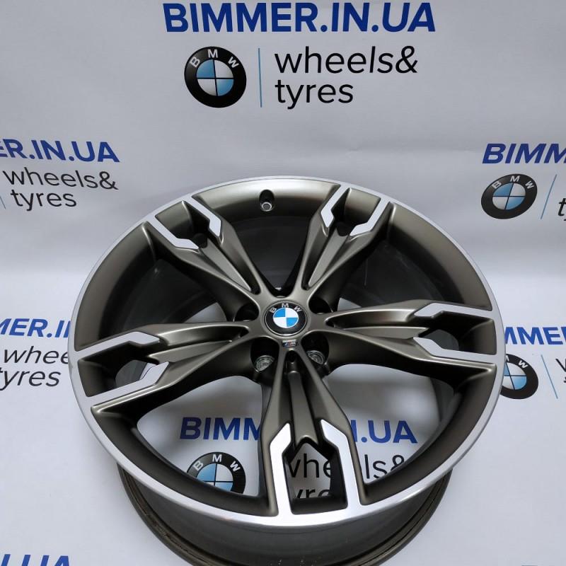 "BIMMER | 20"" диск БМВ (BMW) 5 (G30, G31) 6 (G32) 7 (G11, G12), 9J ЕТ44, стиль (styling) 668M, OEM 7855088"