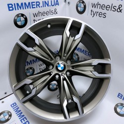 "BIMMER | 20"" диск БМВ (BMW) 5 (G30, G31) 6 (G32) 7 (G11, G12), 8J ЕТ30, стиль (styling) 668M, OEM 7855087"