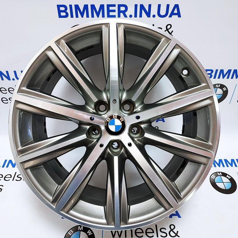 "BIMMER | диски 18"" 8J ET30 БМВ (BMW) 5 (G30, G32), 7 (G11, G12), стиль (styling) 684, OEM 6874440"