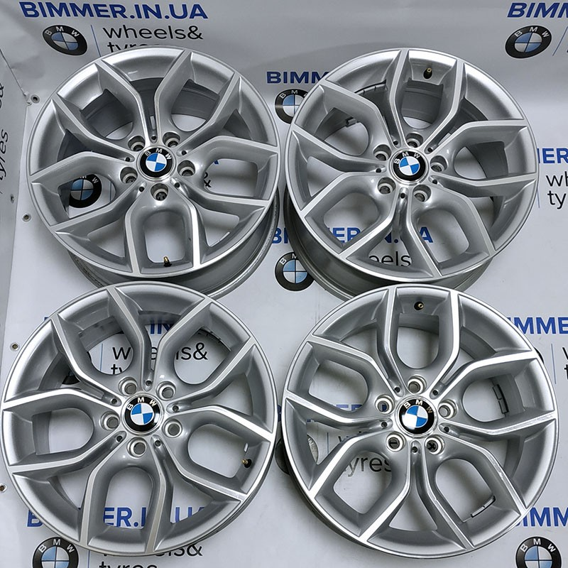 "BIMMER | 18"" диски БМВ (BMW) X3(F25) X4(F26), 8J ЕТ43, стиль (styling) 308, OEM 6787579"
