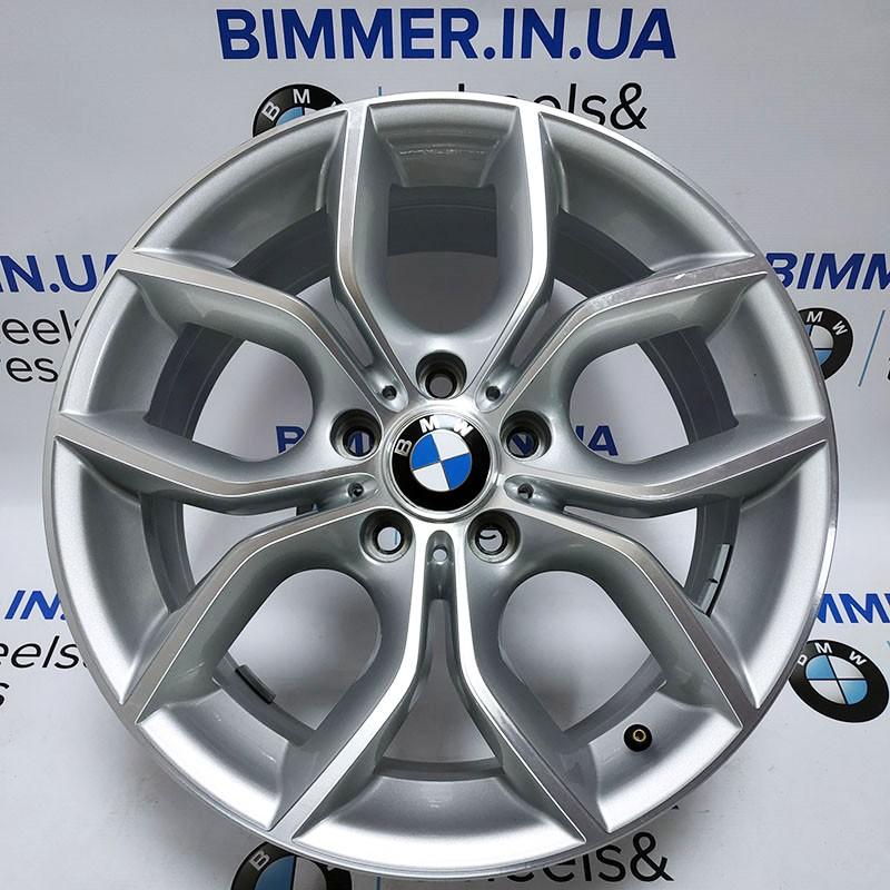 "BIMMER   18"" диск БМВ (BMW) X3(F25) X4(F26), 8J ЕТ43, стиль (styling) 308, OEM 6787579"