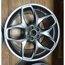 "BIMMER | 21"" диски БМВ (BMW) X5 (E70, F15), X6 (E71, F16), стиль (styling) 215 gray, EOM 6772252, 6782835"
