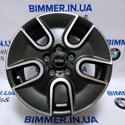 "BIMMER | 17"" диск MINI (Мини) R60 R61, 7J ЕТ50, стиль (styling) 125, EOM 9804373"
