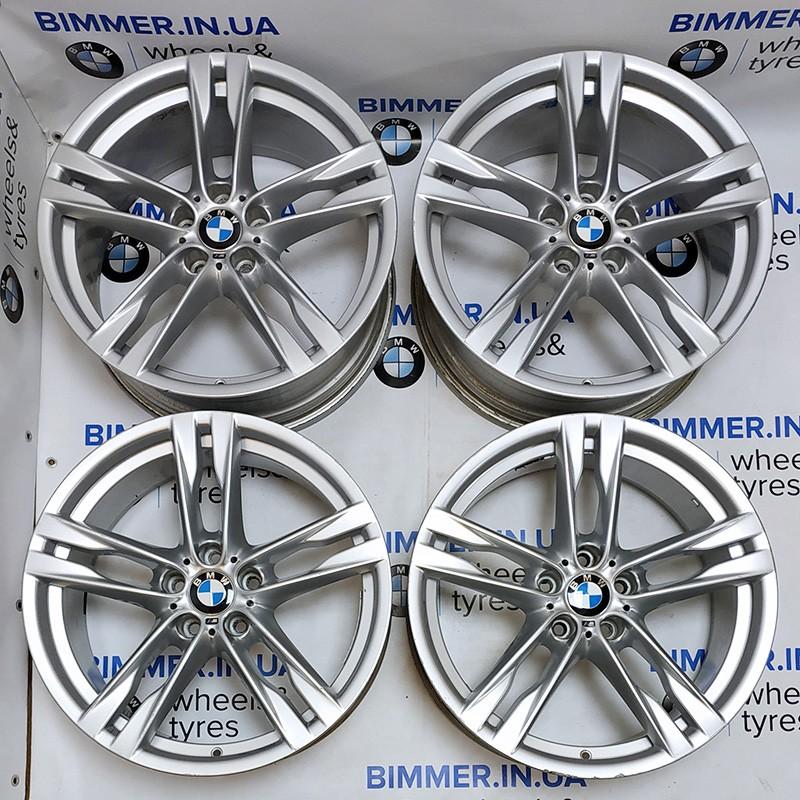 "BIMMER   20"" диски БМВ (BMW) 6(F06, F06N, F12, F12N), стиль (styling) 373, OEM 7843715 7843716"