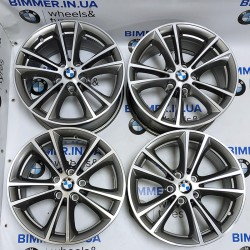 """Комплект 17"""" дисков BMW 5..."""