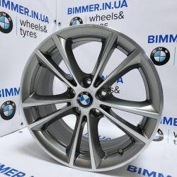 "BIMMER | 17"" диск БМВ (BMW) 5 (G30, G31) 7 (G11, G12), 7.5J ЕТ27, стиль (styling) 631, EOM 6863417"
