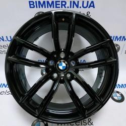 "BIMMER   18"" диски БМВ (BMW) 5 (G30), 7 (G11, G12),  8J ЕТ30, стиль (styling) 662, OEM 8093915 7855081"